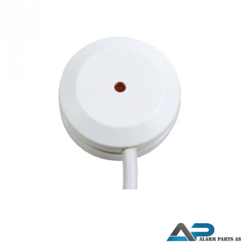 Glassbrudd-detektor transistorutgang 3m kabel