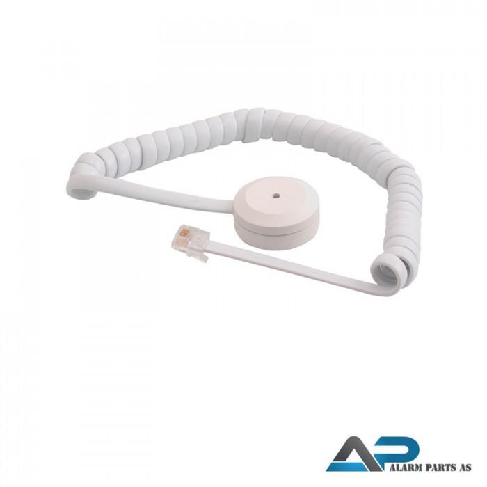 Glassbrudd-detektor rele for laminertglass spiralk