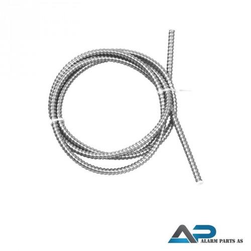 Flexislange i rustfrittstål 14mm x 500mm