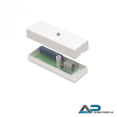 Koblingsboks til glassbrudd-detektor GD335_375