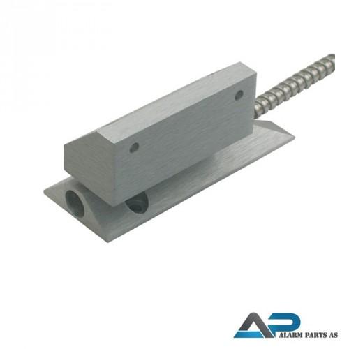 Kraftig magnetkontakt for utenpåliggende montering