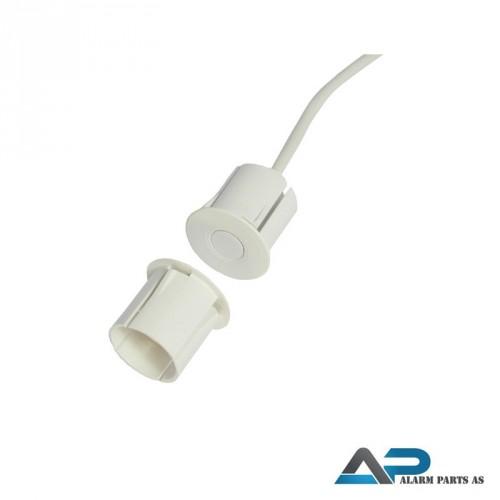 Magnetkontakt for innfelling 5m kabel