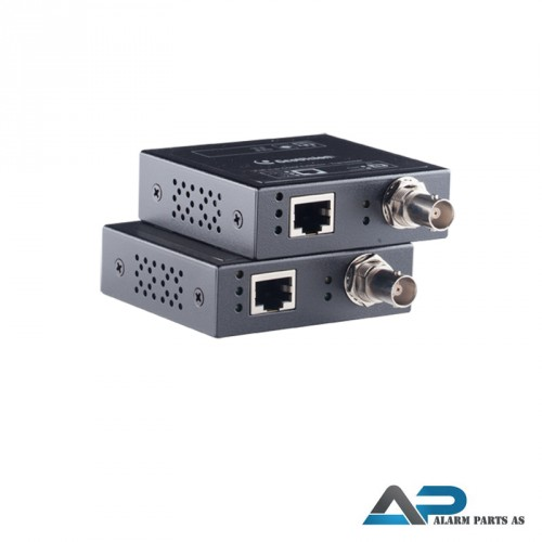 POC0100 - 1 port BNC PoE over coaxial TX_RX