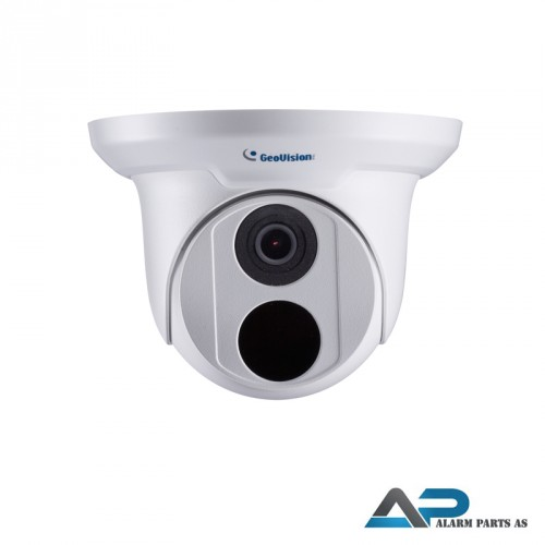 EBD4700 4MP H.265 Low lux WDR Pro IR dome