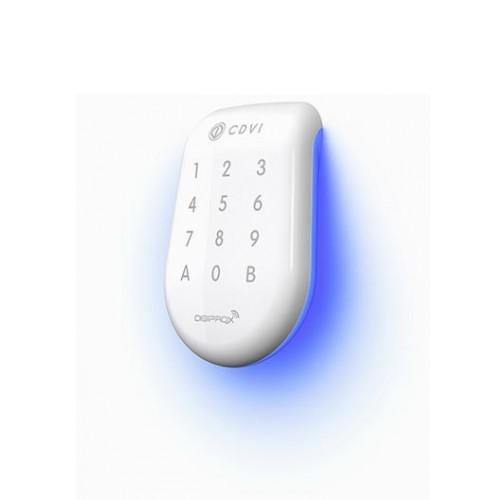 SOLAR KPW - Kortleser 125kHz med tastatur