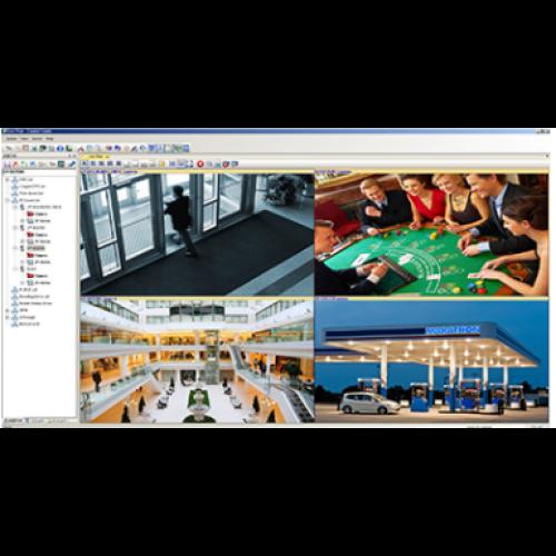 GV-Control Center - Programvare for alarmstasjon