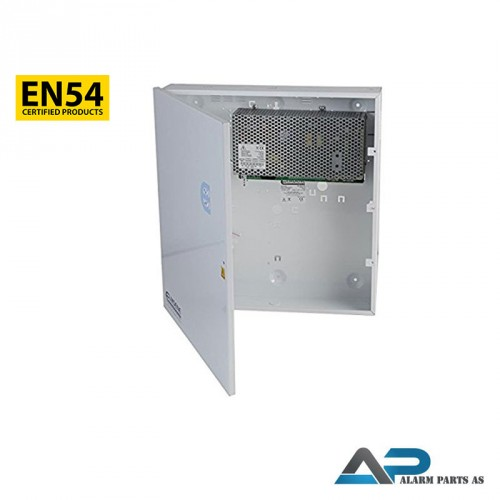 STX2410-E Switch mode strømforsyning 24V - 10A i metallkabinett