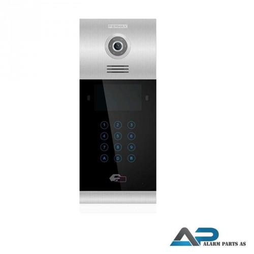 09532 MEET Dørstasjon med touch tastatur