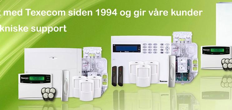 Texecom-Norsk