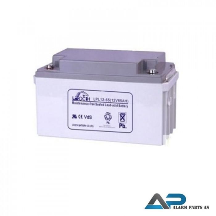 LPL12-65T6 Batteri 12V 65Ah