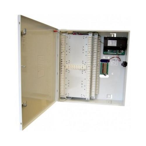 12 V- 24V strømforsyning i stort metallkabinett