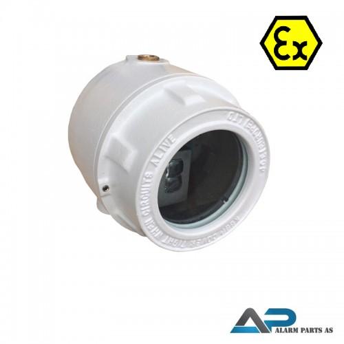 GS100 Infrarød ATEX linjedetektor