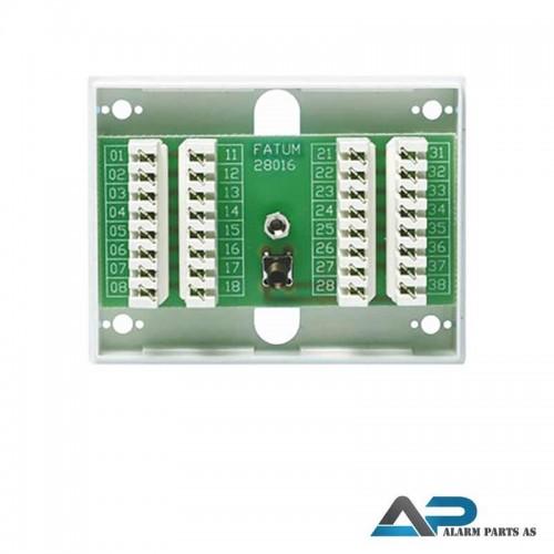 28016.01 Alarmbox mini 16 par