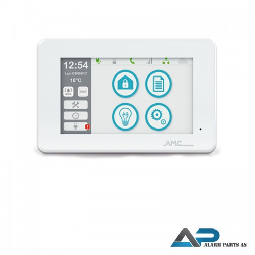 UNIKA Touchscreen betjeningsenhet