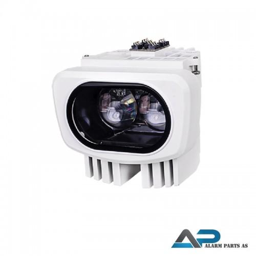 VR-120 Infrarød belysning 10° - 40° 12W IR LED