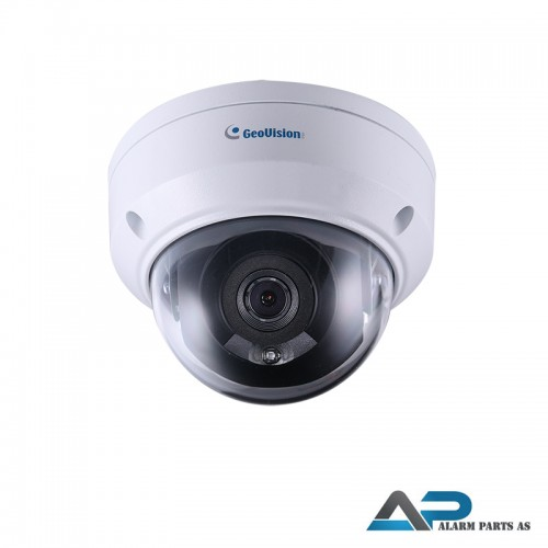 ADR4702 4MP H.265 Low Lux WDR IR Mini Fixed Rugged