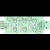 3097.03 DC/DC konverter Power X3, kun PCB