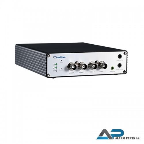 VS2401 4 kanals video server H.264 1080P TVI_AHD