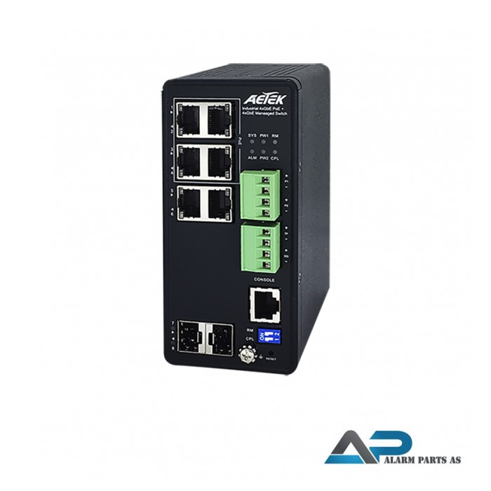 H70-044-30 - Industriell smart gigabit ethernet ON