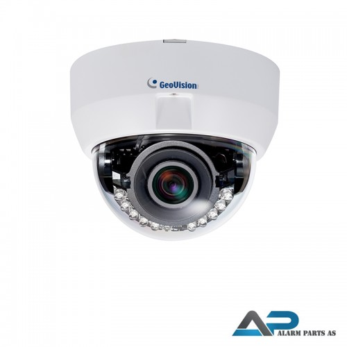 FD8700-FR 8MP dome med face recognition