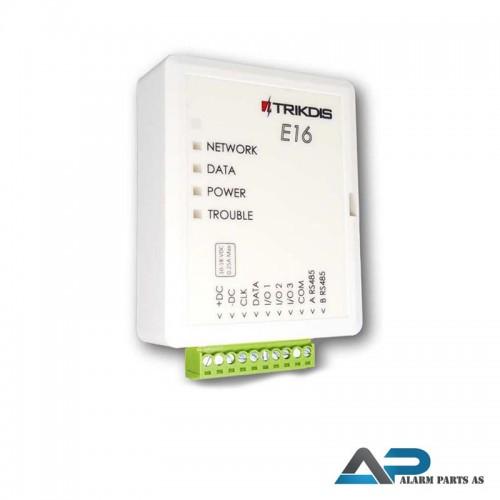 TX-E16-11 Ethernet versjon
