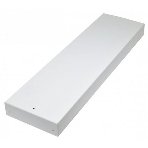 3210.02 Koblingsboks i metall med plass til 10 mod