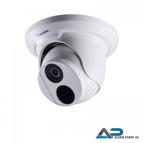 EBD8700 8MP H.265 Low Lux WDR Pro IR Eyeball Dome