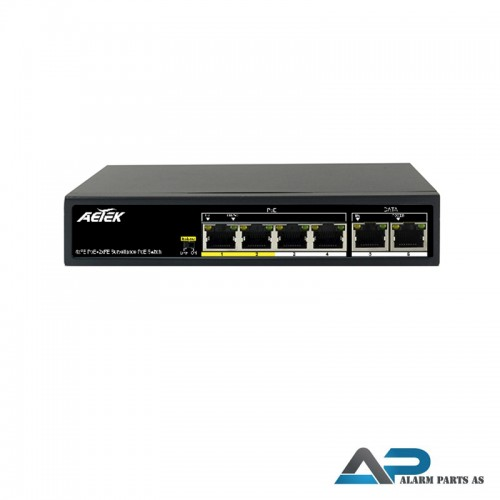 C11-042-30-065 - 4xPoE FE + 2xFE EXPoE Switch