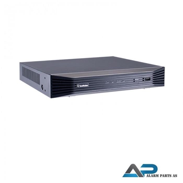 SNVR0412 - 4 kanals NVR lagringsenhet