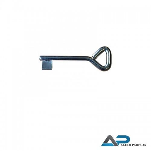 Ekstra nøkkler til ELM PA bryter 5 stk.