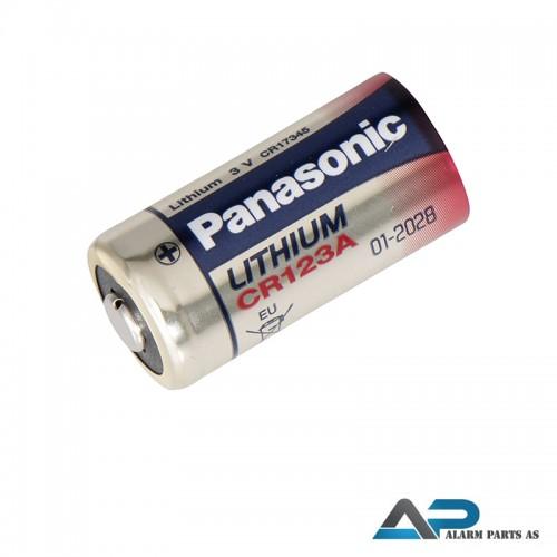 CR123A Lithium batteri 3V