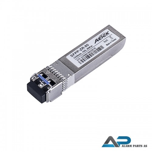 SFPP-ZR-80 _ 10G Ethernet Transceiver Single-Mode