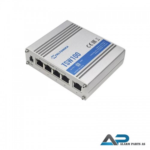 TSW100 PoE Switch 5 port