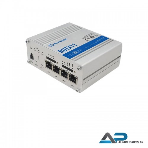 RUTX11 LTE CAT6 Industrial Cellular Router