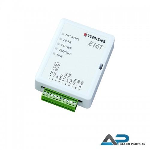 TX-G16T-54E - 4G GSM-modul med mobilapp