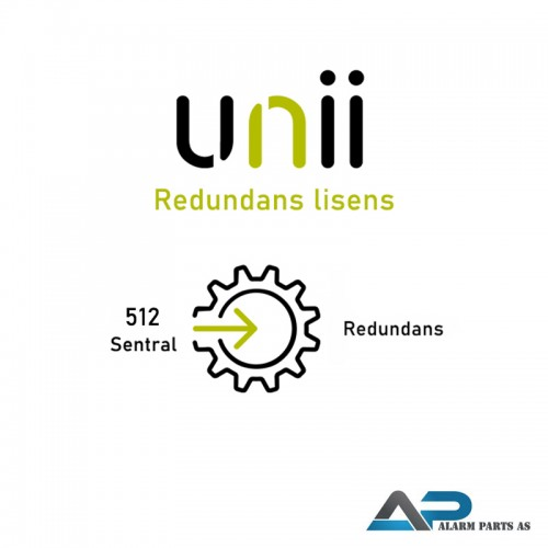 004618 UNii 512 Redundans lisens
