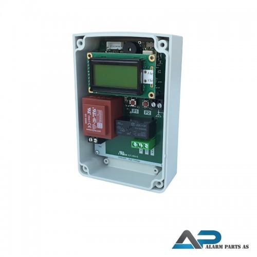 XPL500-4P Radiomottaker 4 x reléutganger 3,5kW